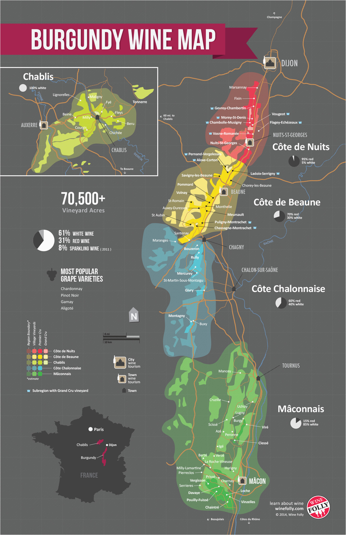 france bourgogne wine map happy hour pinterest wine wines