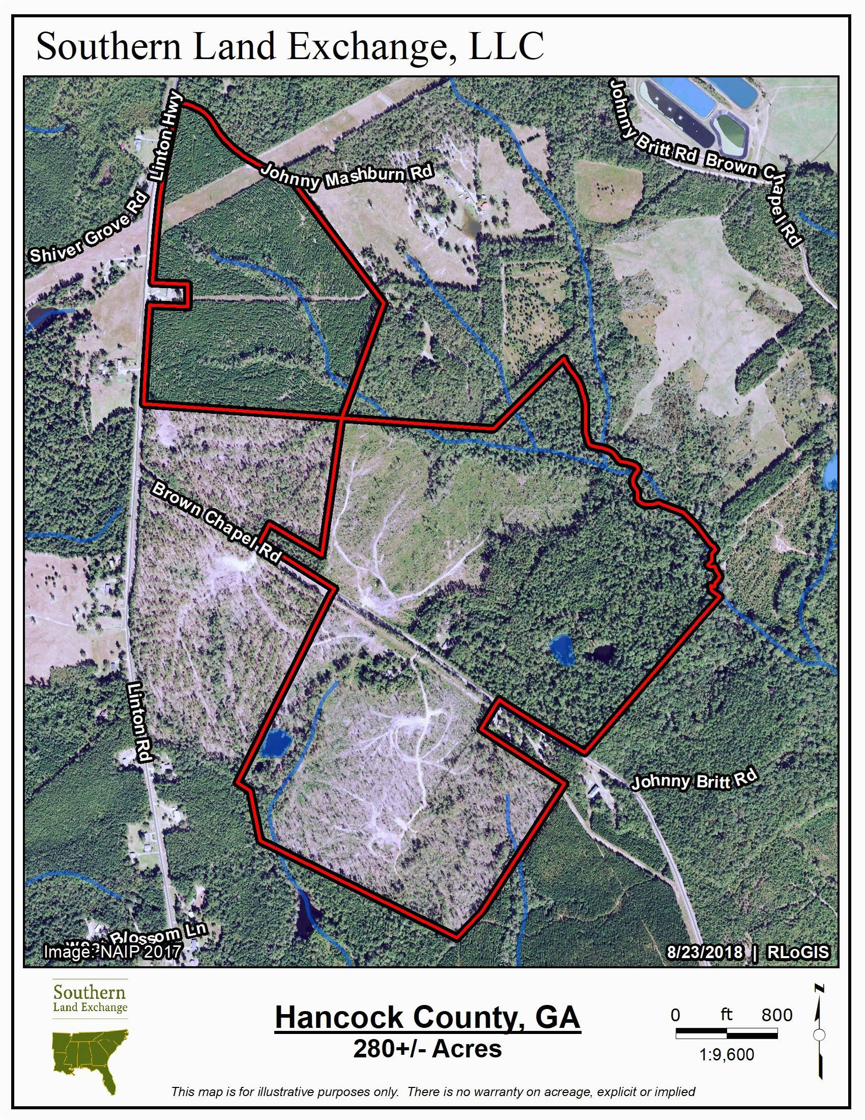 279 51 acres sparta ga property id 8414989 land and farm