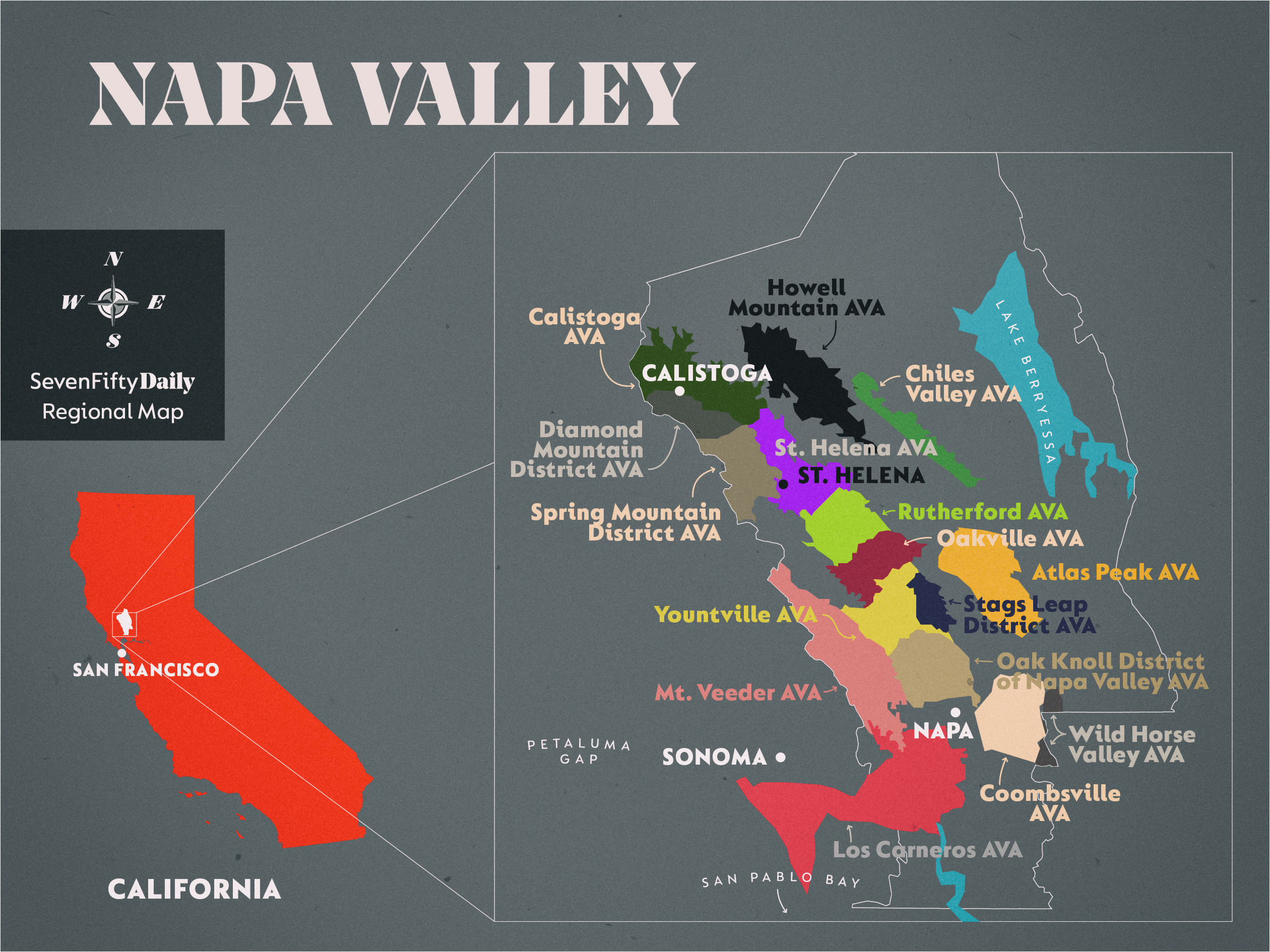 map reference rutherford california map reference california map map
