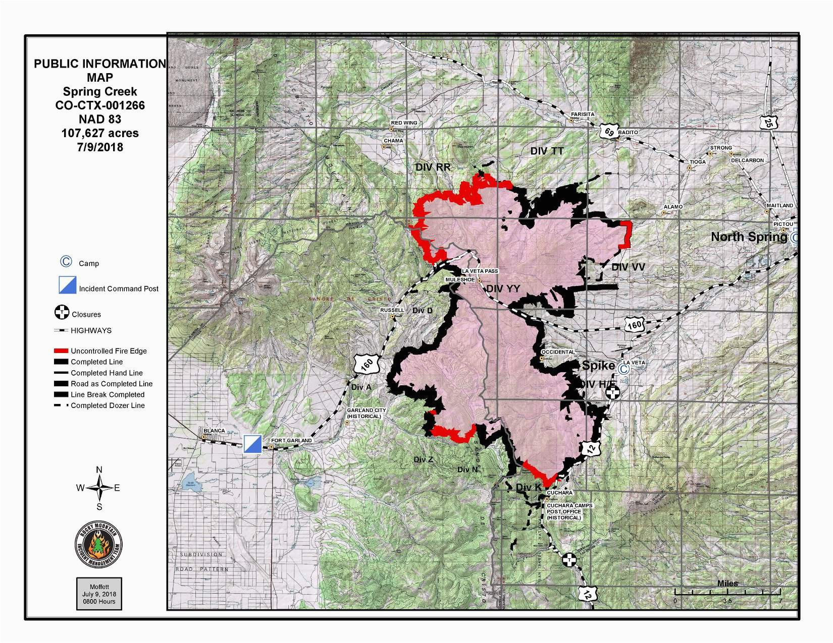 colorado fire maps fires near me right now july 10 heavy com
