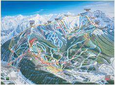38 best snow resorts images snow resorts trail maps best ski resorts
