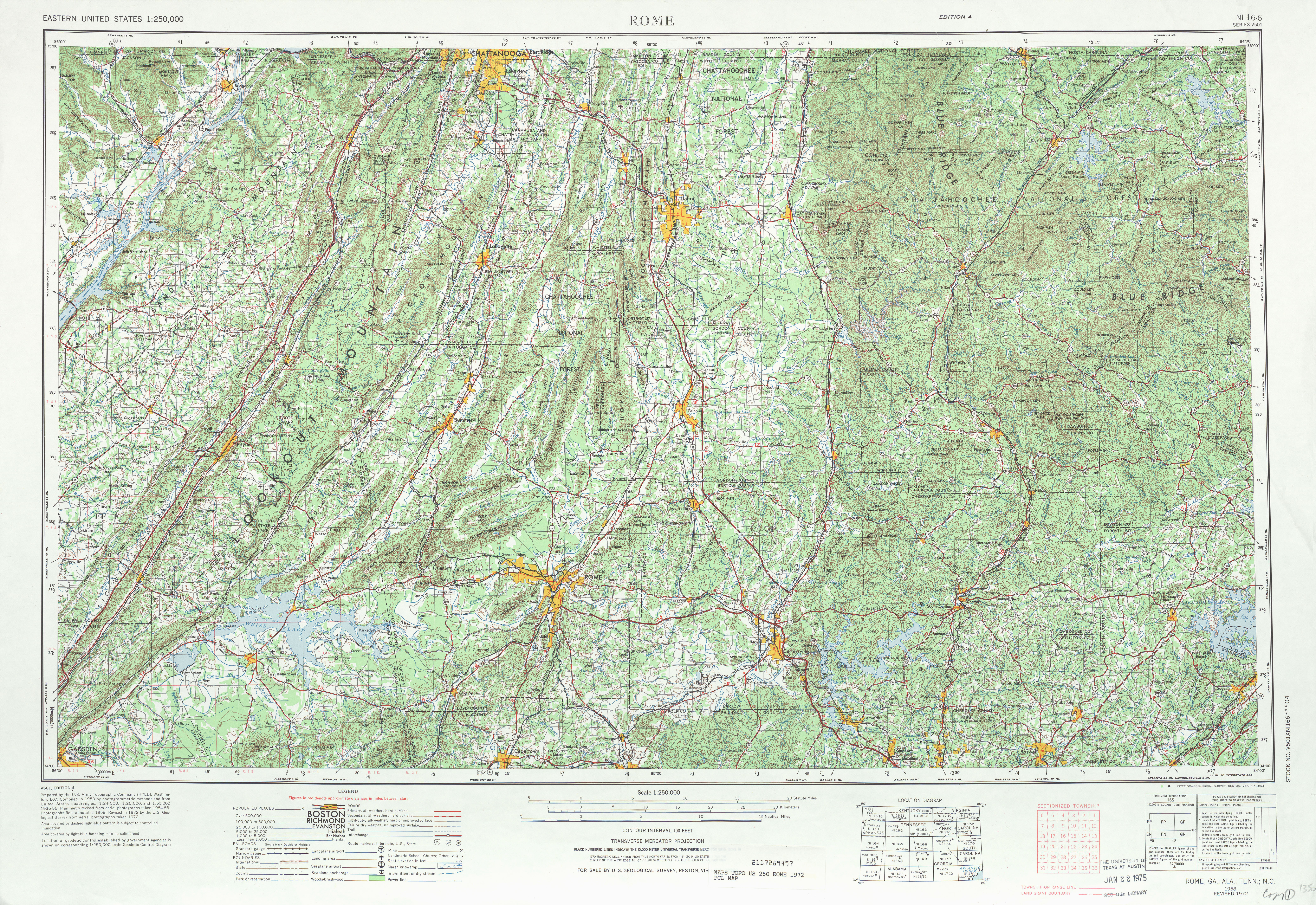 alabama topographic maps perry castaa eda map collection ut