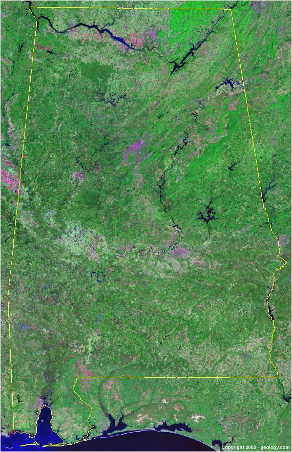 alabama county map