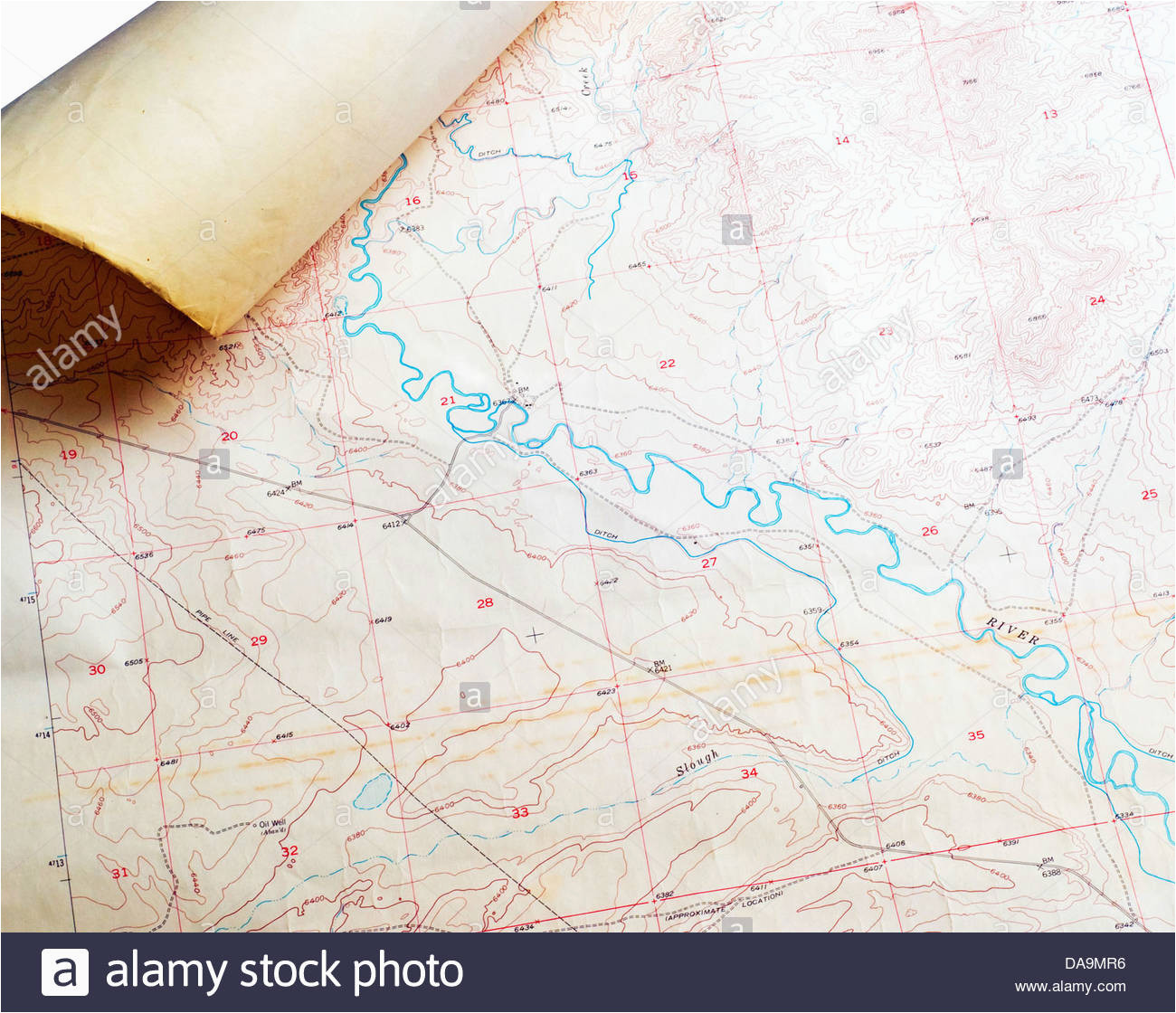 elevation map stock photos elevation map stock images alamy