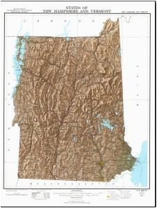 Topographic Maps Michigan 117 Best State Maps Images Contours State Map topographic Map