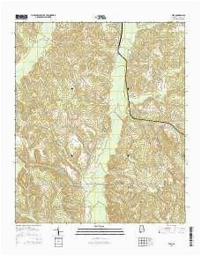 vida al topo map 1 24000 scale 7 5 x 7 5 minute current 2014