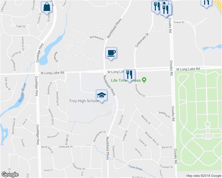 4850 northfield parkway troy mi walk score