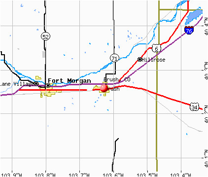 brush colorado co 80723 profile population maps real estate