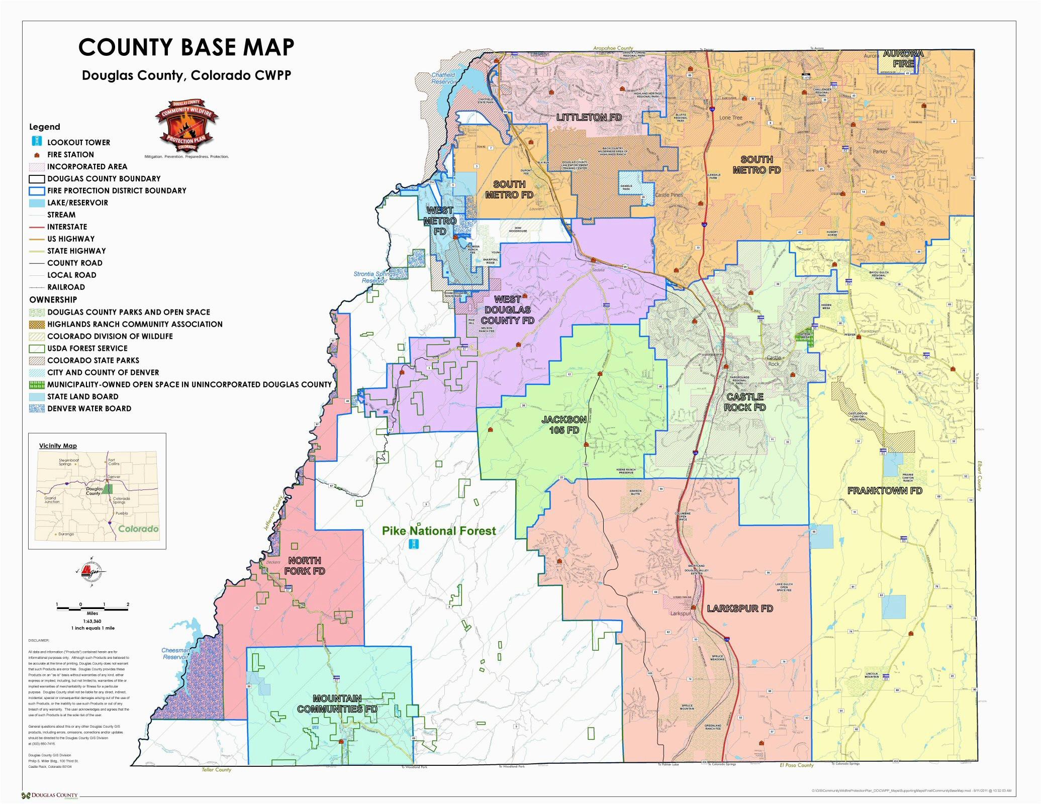 maps douglas county government