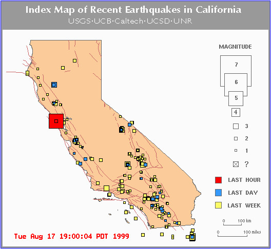 usgs earthquake map california inspirational canada earthquake map s