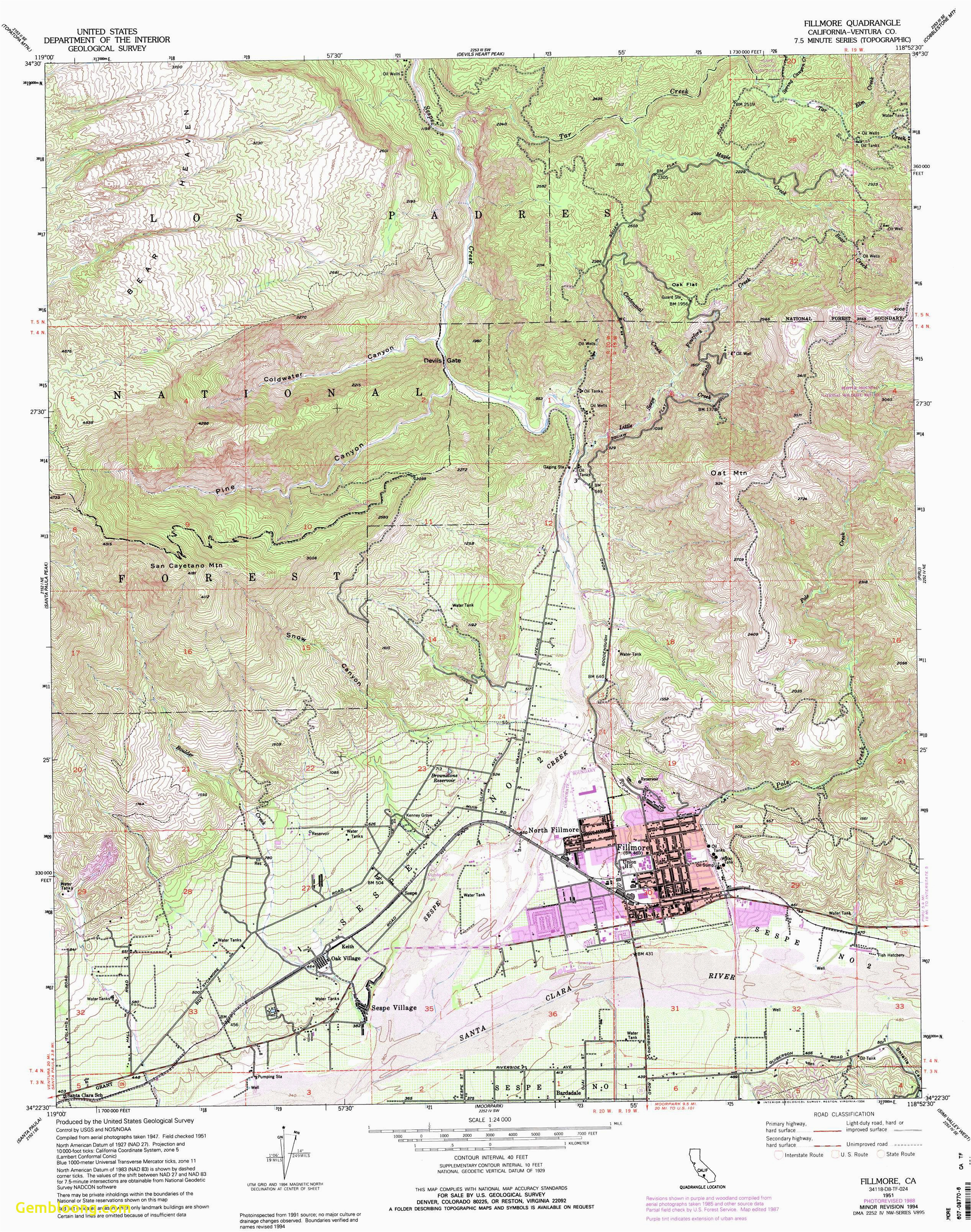 simi valley map best of map reference simi valley map california