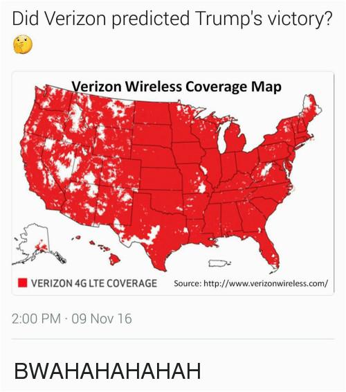 verizon 4g coverage map ny county map