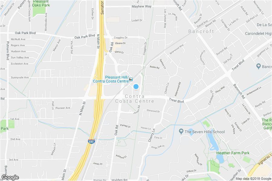 walnut creek ca map new interactive transit map maps directions