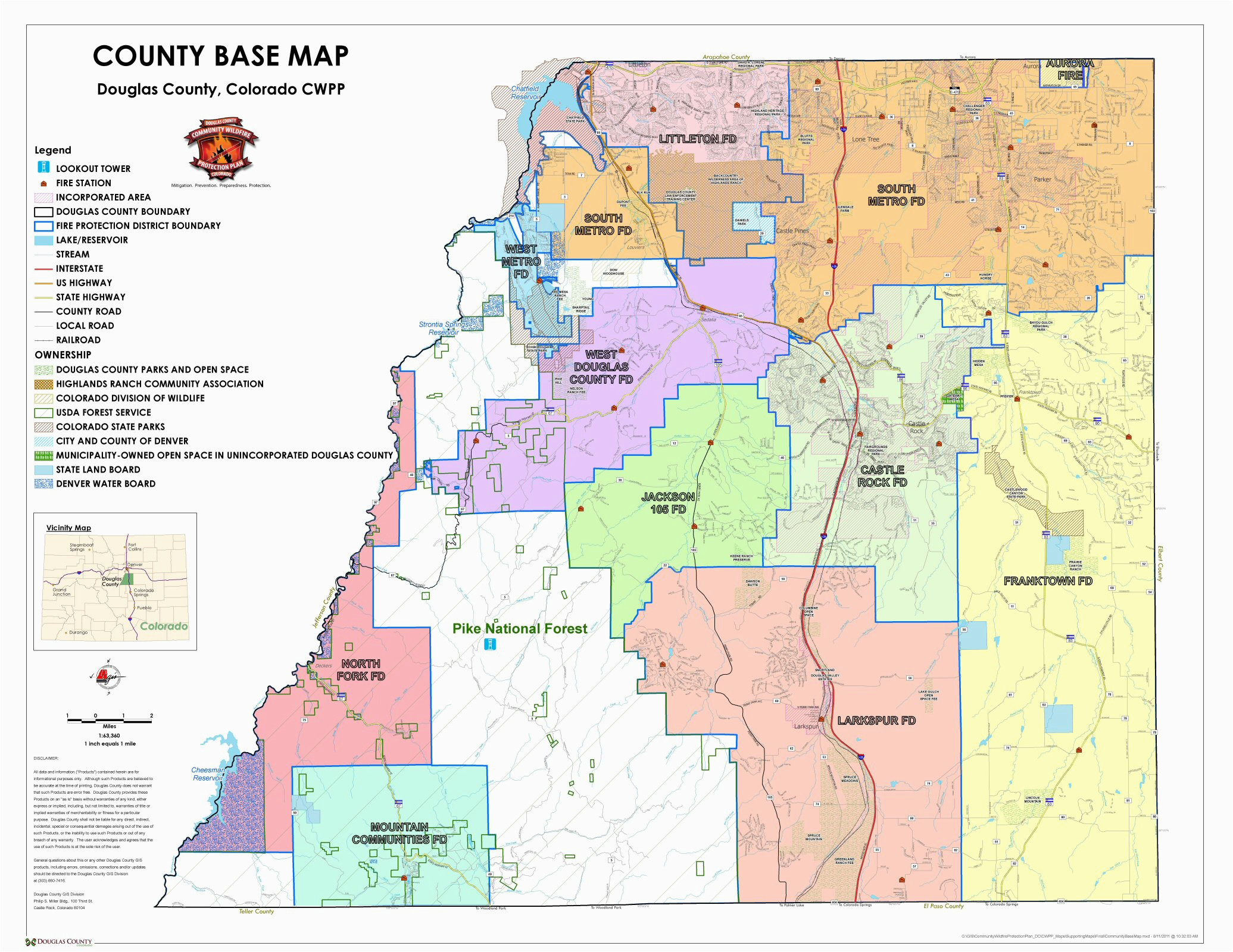 maps douglas county government
