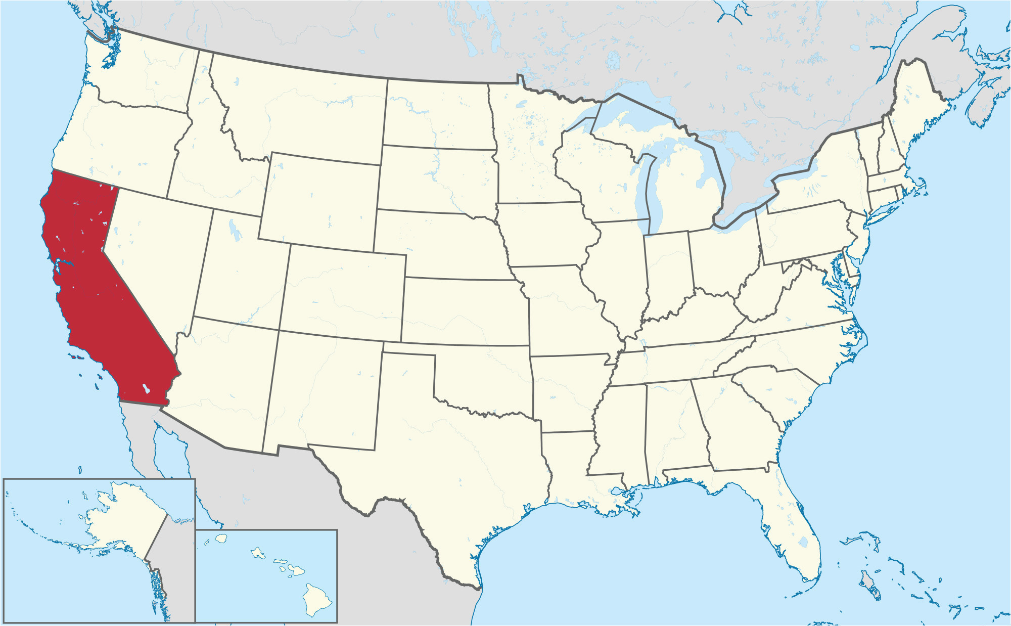 list of cities and towns in california new of california map san