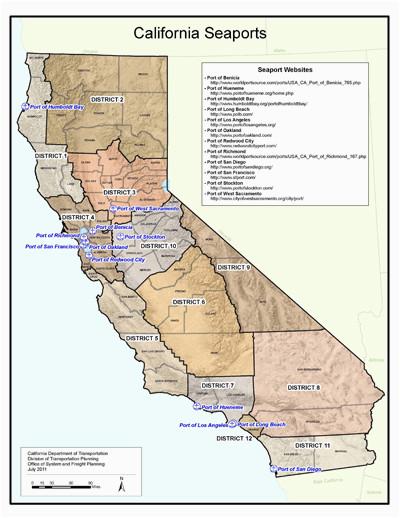 california department of transportation division of transportation
