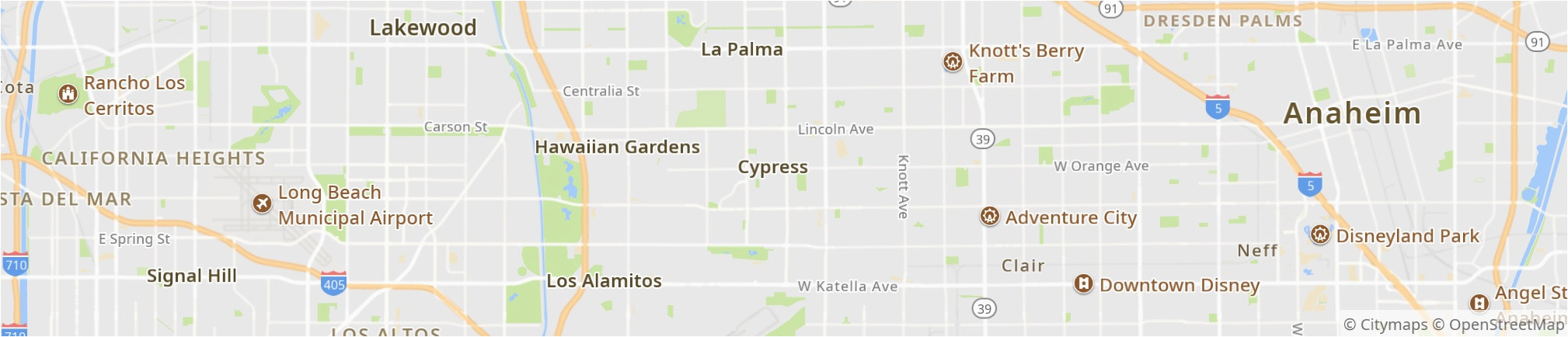 Where Is Cypress California On Map Secretmuseum