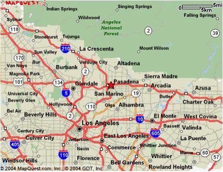 Map Of Pasadena Ca Where is Pasadena California On Map | secretmuseum