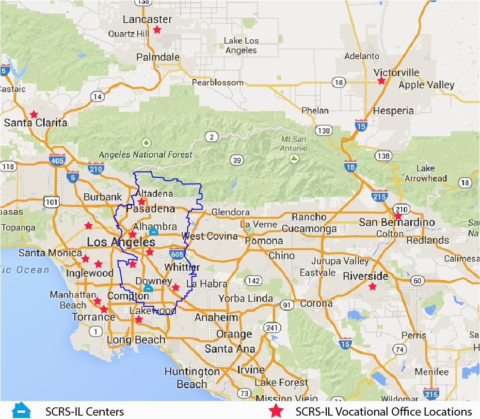 Where is San Bernardino California On the Map San Bernardino ... on