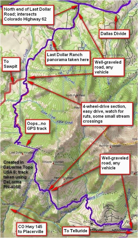 last dollar road to telluride colorado co shit in 2018