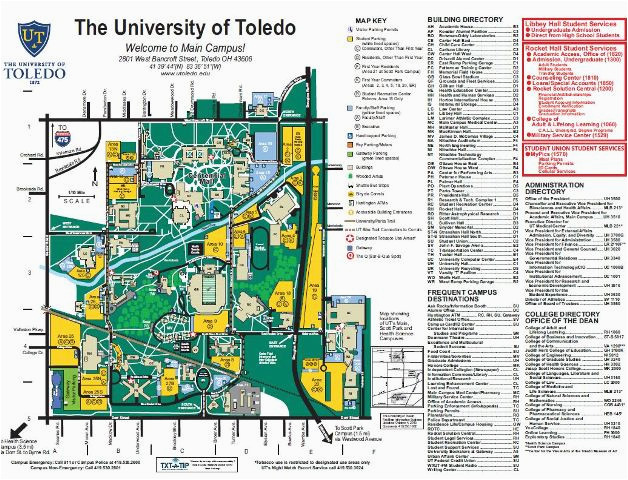 main campus map 01 09 2019