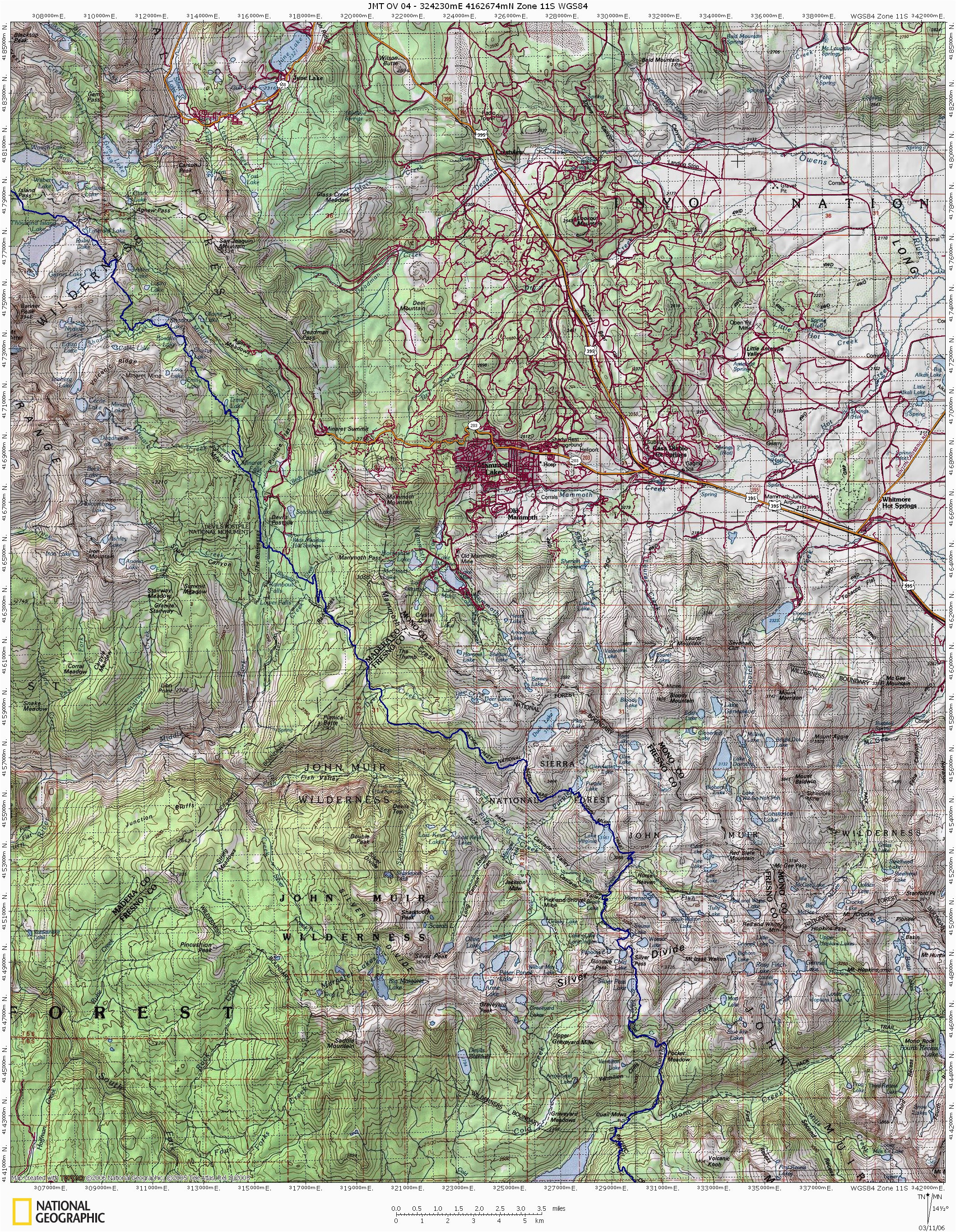white mountains california map best of us mountain range map quiz