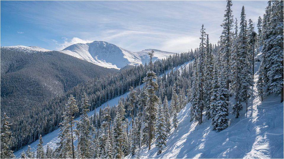 where to ski around denver colorado