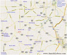 40 best amish country ohio images amish country ohio walnut creek
