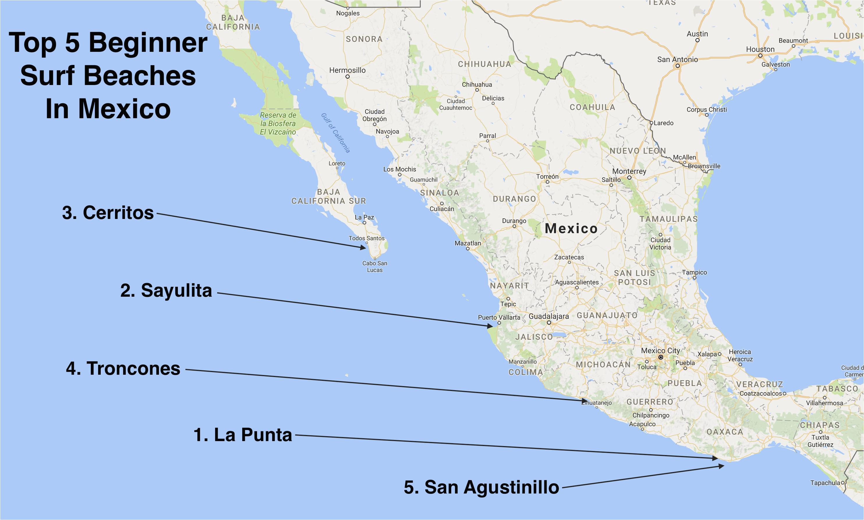 map baja california mexico new map baja california peninsula perfect