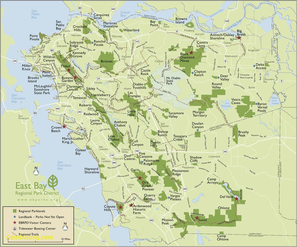 map of berkeley ca map san francisco bay area california outline map