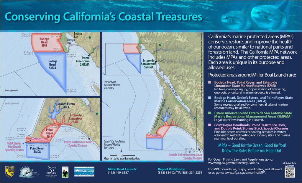 north central coast panels signs california mpas