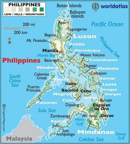 image result for the philippines biomes map geo assessment