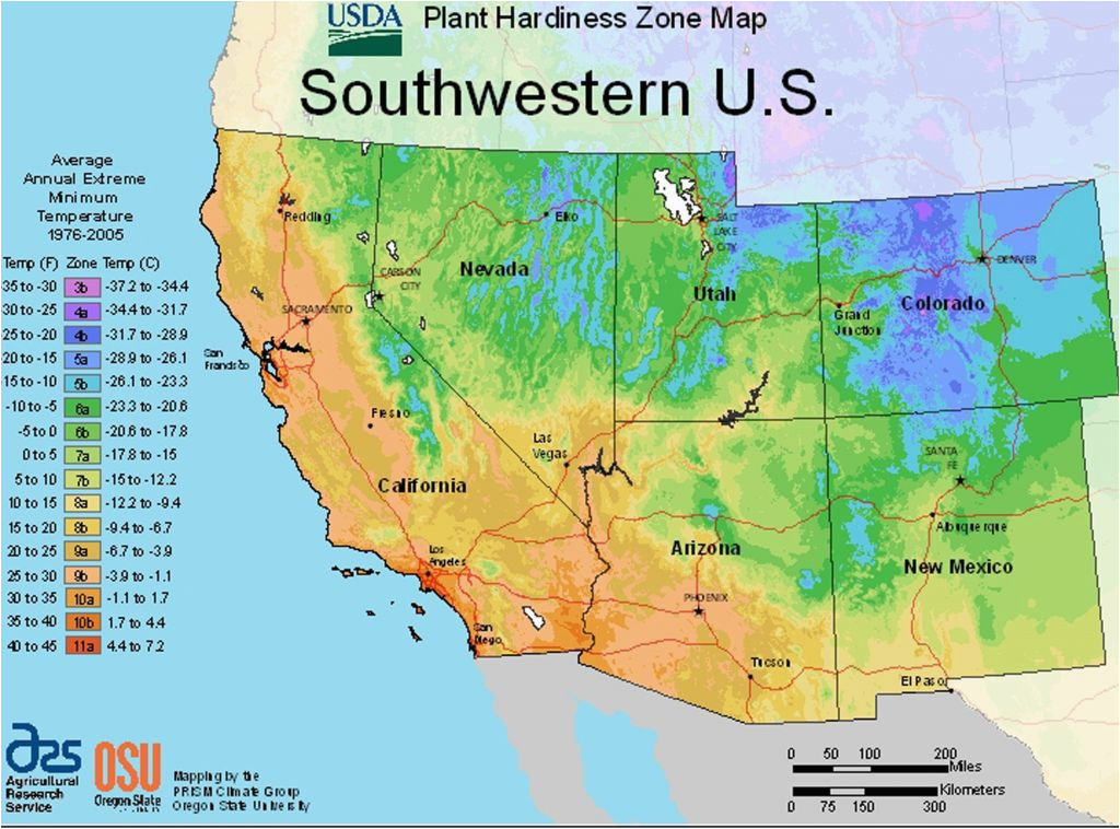 California Climate Zones Map Climate Zone Map United States ...