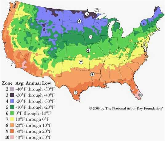 garden zone map best of climate zones california nevada maps