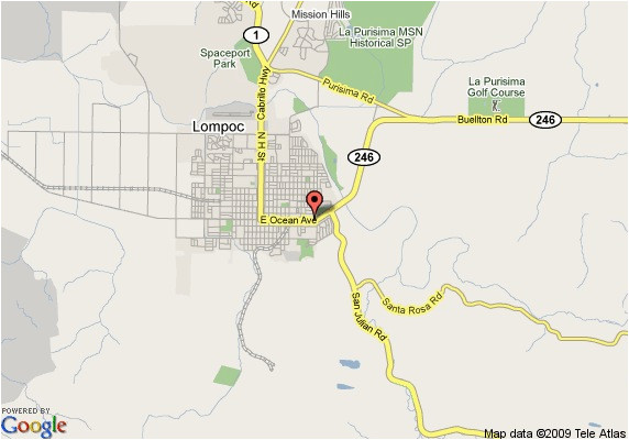 la purisima golf course best travelod california map with cities