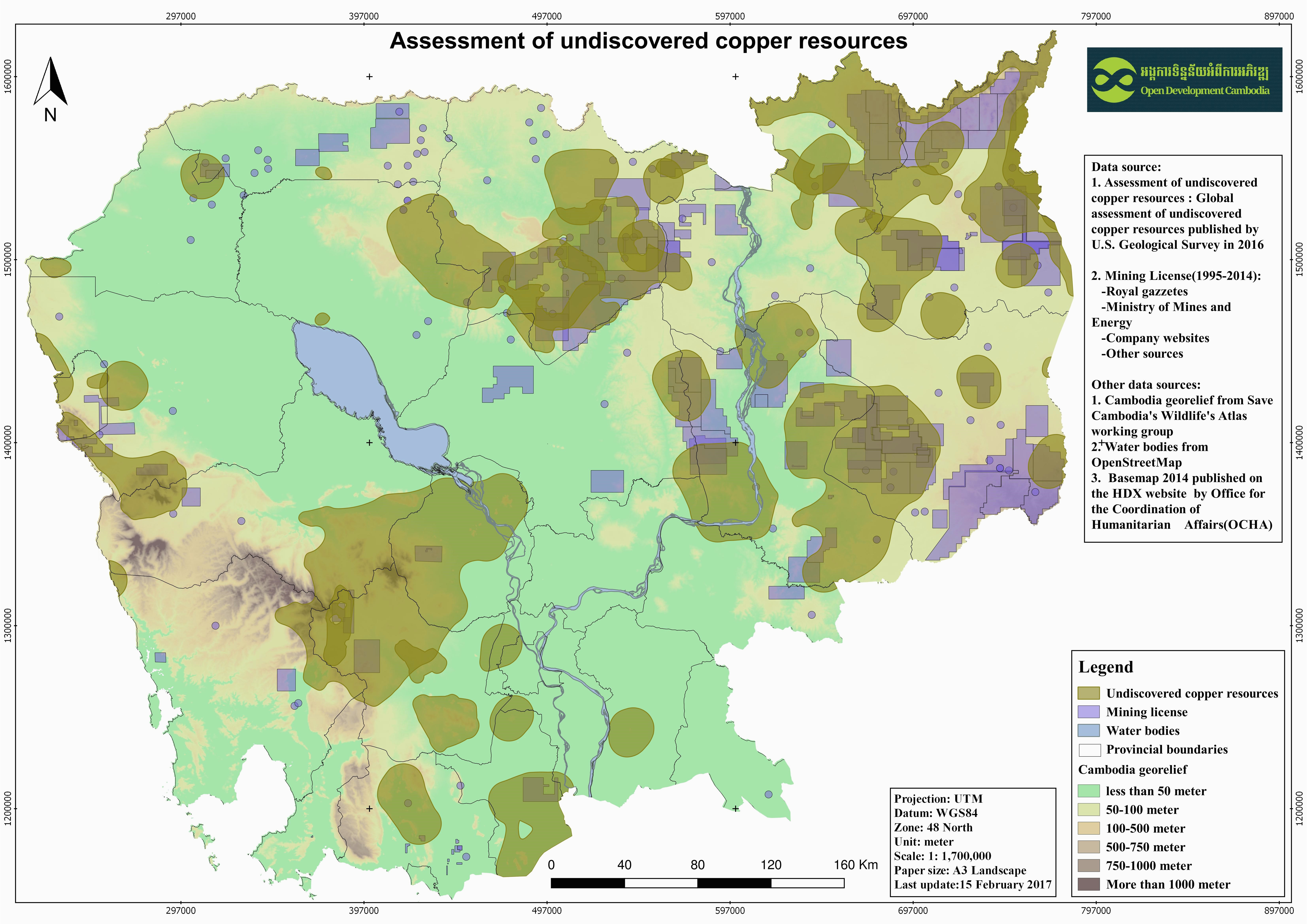 california natural resources map best of datasets od mekong datahub