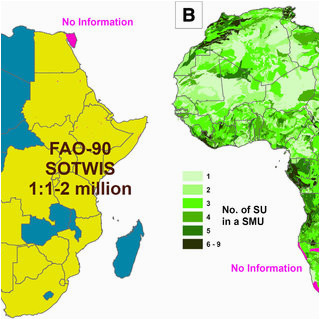 pdf harmonization of the soil map of africa at the continental scale