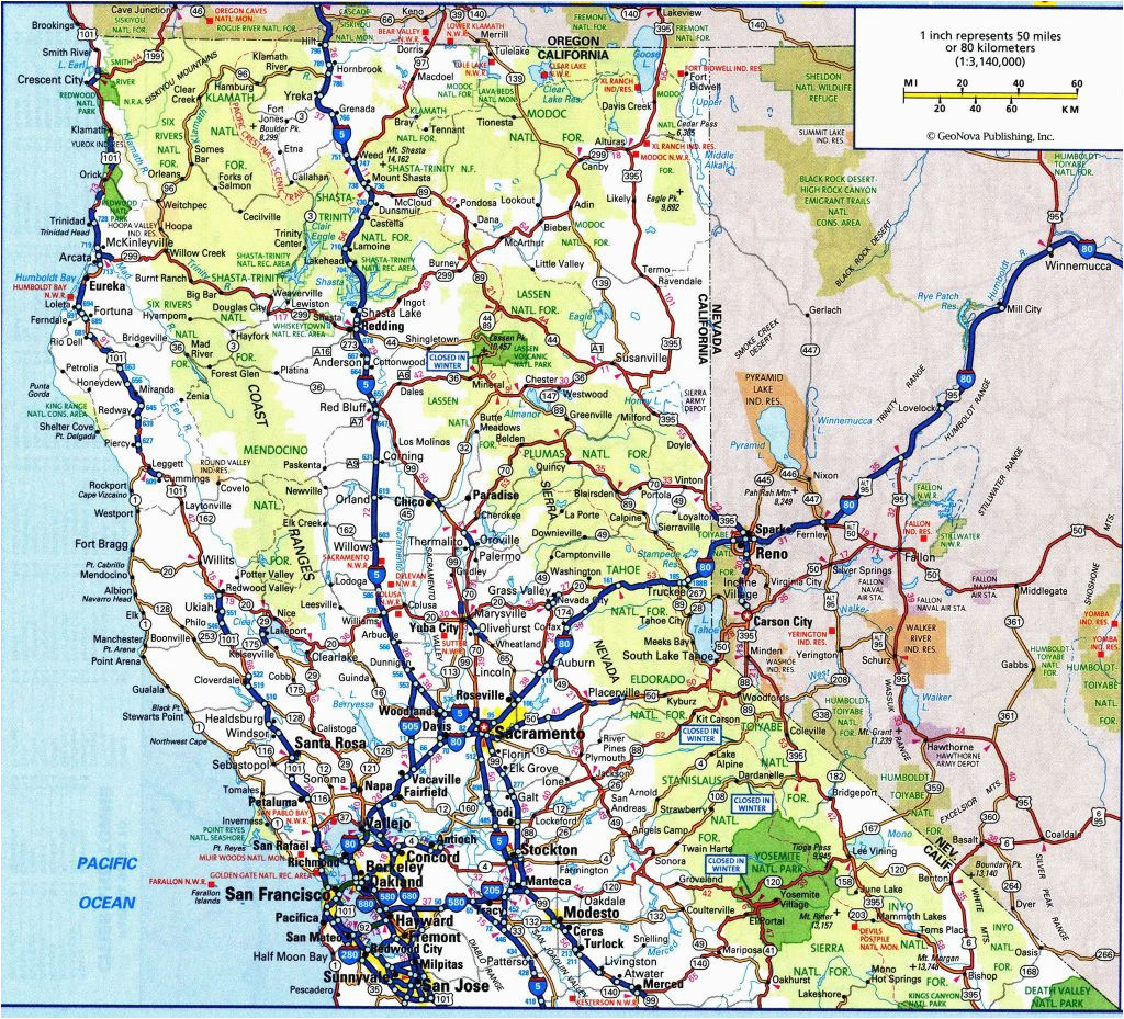 53 map of west coast of california world map of usa states