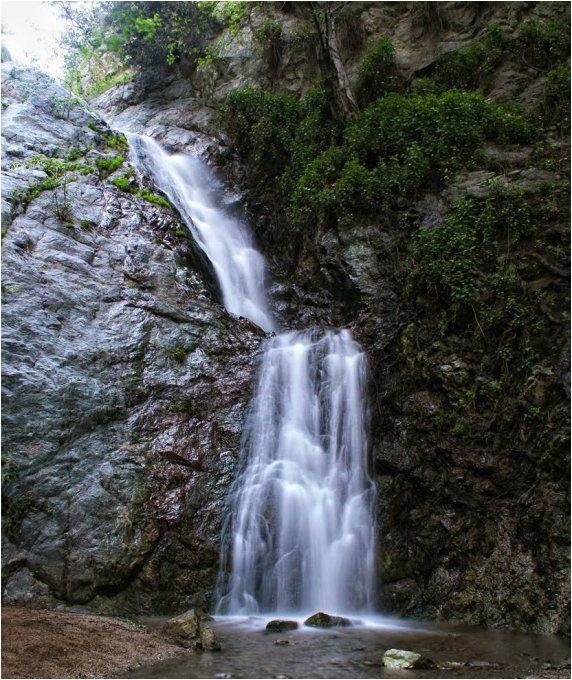 monrovia canyon falls yelp treasures pinterest hiking los