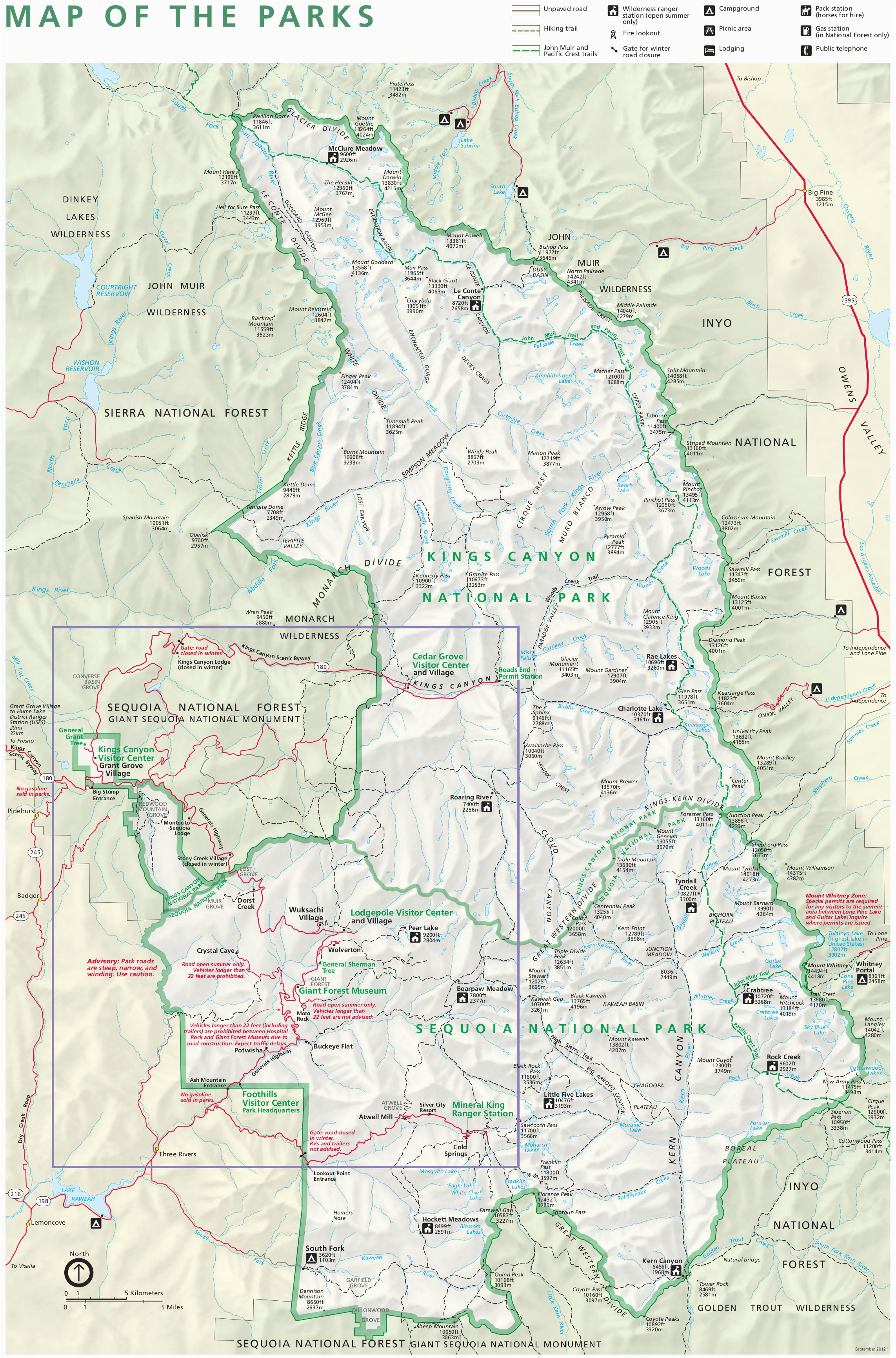 kings canyon national park wikipedia