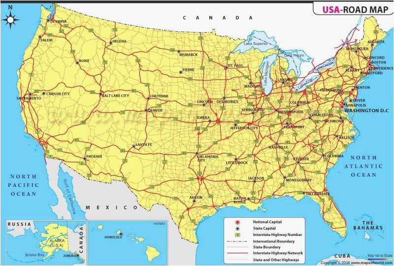 california highway map best of usa highway map beautiful map od us