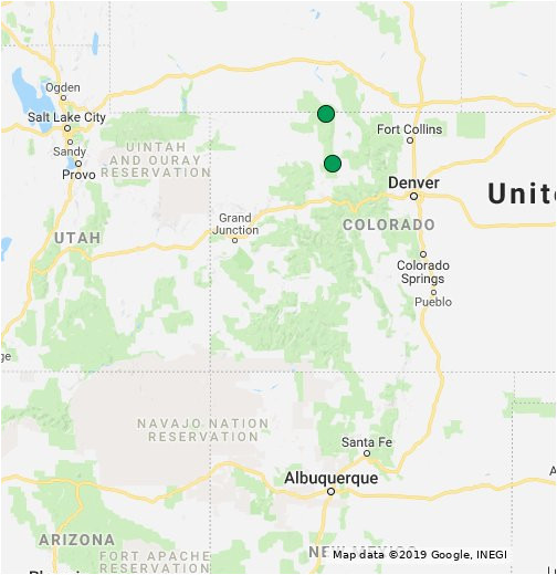 colorado current fires google my maps