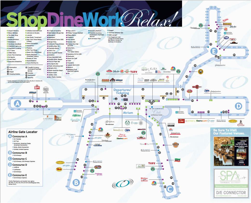 charlotte gate map bnhspine com