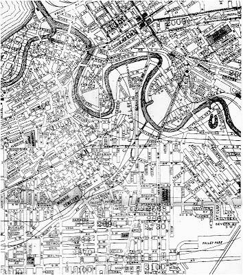 ohio city cleveland and its neighborhoods