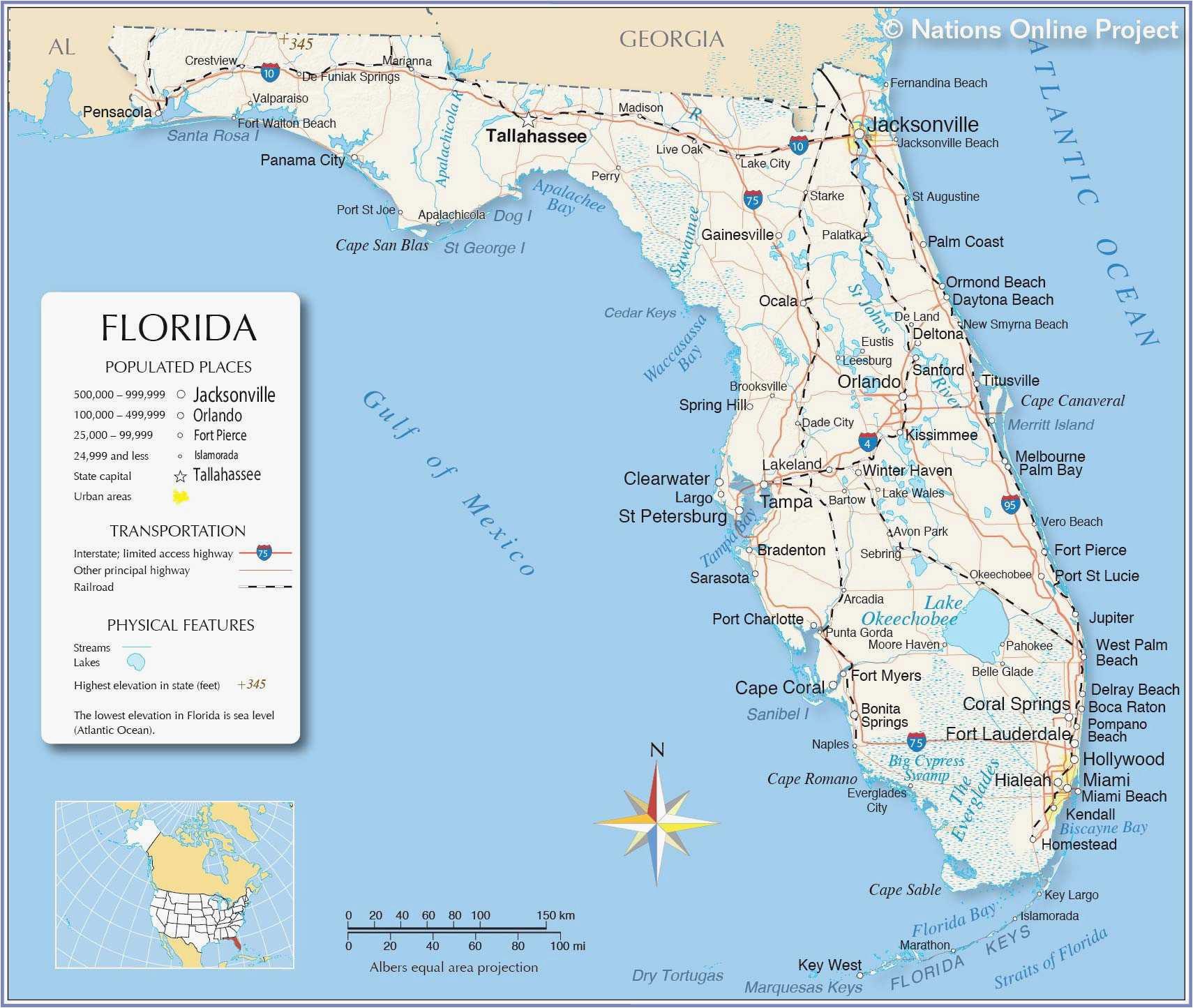 florida map beaches lovely destin florida map beaches map od florida