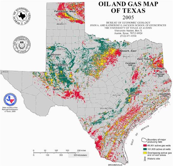 oil fields in texas map business ideas 2013