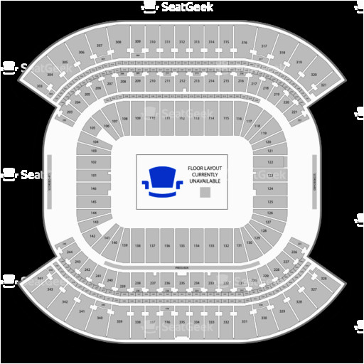 Colorado Rockies Seating Map Nissan Stadium Seating Chart Map ...