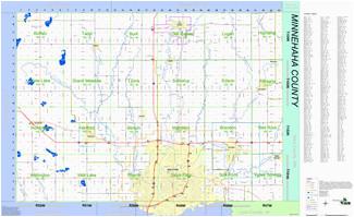 minnehaha county south dakota official website gis map gallery