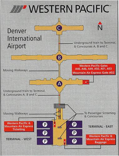 Columbus Ohio Airport Terminal Map Flickriver Most Interesting