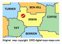 irwin county georgia genealogy genealogy familysearch wiki